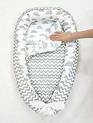 BabyCo Babynest 100% Cotton Travel Bed B...