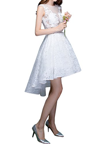 trapecio Lilac mujer para Vestido Topkleider CnfHqw1w