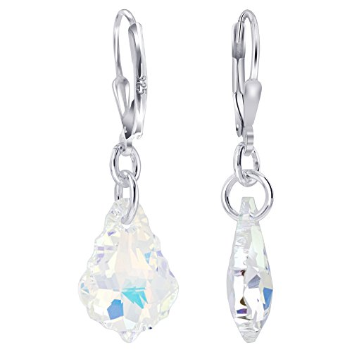 gem avenue earrings gold - 2