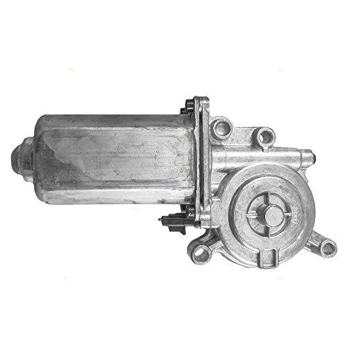 Front Power Window Regulator Lift Motor Replacement for Oldsmobile Isuzu GMC Pickup Truck SUV 19151982
