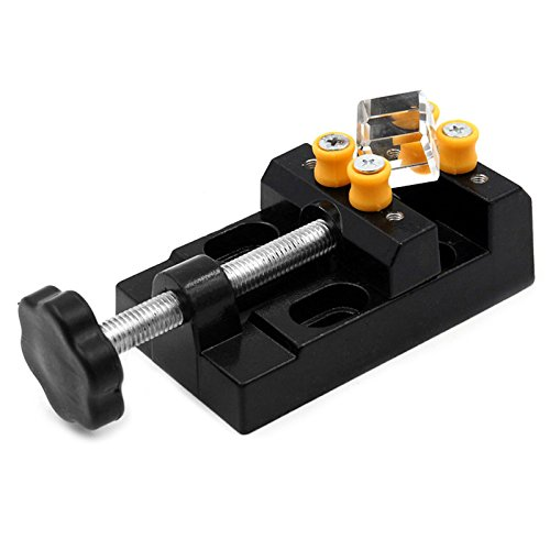 SaveStore Watch Back Case Holder Bench Table Vise Adjustable Location Jewelry Repair Tools from SaveStore
