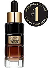 L'Oreal Paris Age Perfect Midnight Serum for Face with Hyaluronic Acid, Antioxidants and Vitamin E, Anti Aging Night Serum For Younger Looking Skin, Paraben Free, 30mld, Paraben Free, 30 ml.