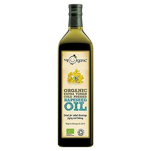 - Mr Organic Rapeseed Oil - 750ml