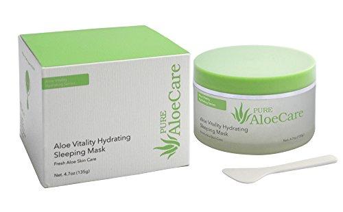 Aloe Vera Face Mask For Oily Skin - 5