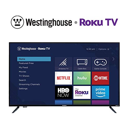 Westinghouse 50 Inch Roku 4k Ultra HD LED Smart TV with HDR