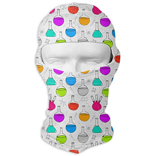 YISHOW Alchemy Beaker Creature Flasks Men Women Balaclava Neck Hood Full Face Mask Hat Sunscreen Windproof Breathable Quick -