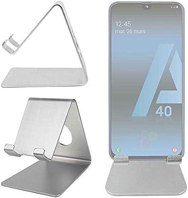 DURAGADGET Atril De Aluminio para Smartphone Samsung Galaxy A20 ...
