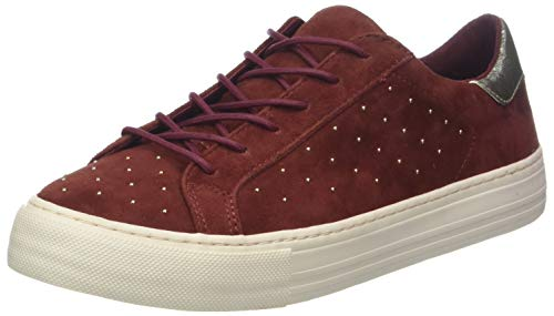Gold Mujer Sneaker Arcade Name Granate Deportivas No xXTtOY