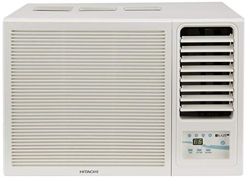 Hitachi 1 Ton 3 Star Window AC (RAW312KWD Kaze Plus White)