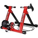 Bike Rulli interna della bici della bicicletta Trainer 26-28 della casa di pollice esercizio di fitness stand Livelli di parti di biciclette strada MTB Training Kit di accessori di Resistenza Portable