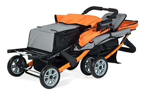 Childcraft The Trio Sport Triple Tandem Stroller
