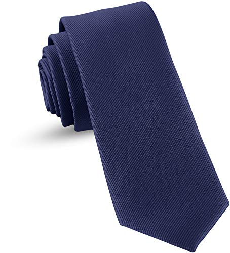 Handmade Self Tie Ties For Boys Woven Boys Navy Blue Ties: Neckties For Kids Wedding Graduation