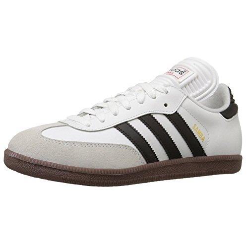 adidas Men's Samba¿ Classic Running White/Black 9 D US D (M)