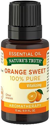 Natures Truth Vitamins Essential Orange