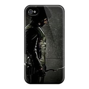 Faddish Phone Green Arrow Cases For Iphone 5/5s / Perfect Cases Covers