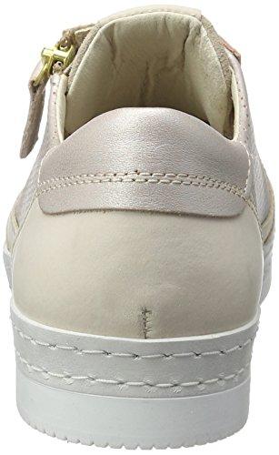 BULLBOXER Damen Sneakers Sneaker Beige (Beige)