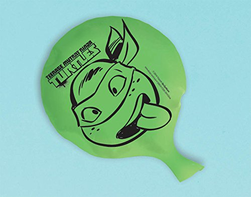 Amscan Awesome TMNT Whoopee Cushion,7 x 6