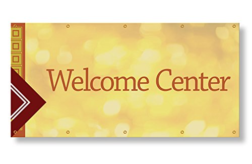 - Apartment Banner - Welcome Center (4'x8')