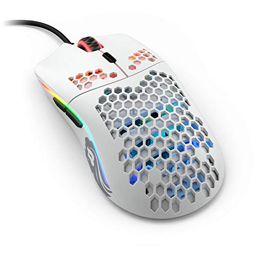Glorious Model O Gaming Mouse - White by Glorious