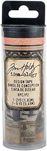 (Tim Holtz TH93612 Idea-Ology Halloween Design Tape)
