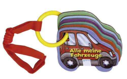 Mein liebstes Buggybuch - Alle meine Fahrzeuge