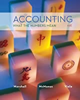 Accounting: What the Numbers Mean, 10th Edition Front Cover