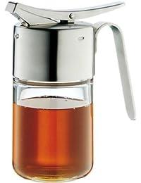 Favor (Clear) New Glass WMF Kult Honey Syrup Dispenser, Glass Honey Jar, Honey Jars Bulk reviews