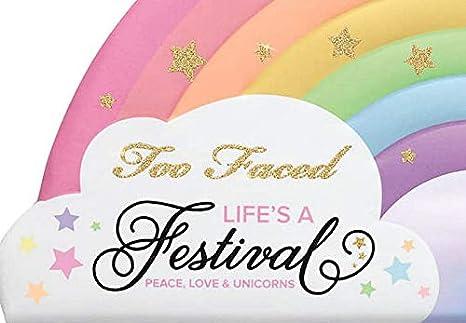 Amazon.com: life039; S un Festival paleta de sombra de ojos ...