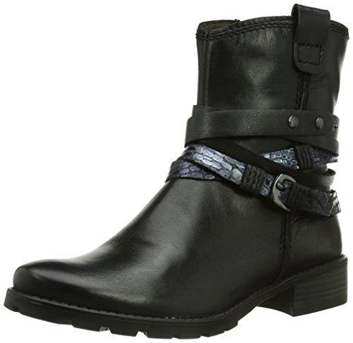 25374 098 Comb Multicolore Femme Tamaris Chaussures Montantes black OxdqnBwS