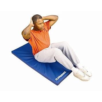 FLAGHOUSE Kidnastics Personal Balance Beam Blue 6 x 4 x 0.5