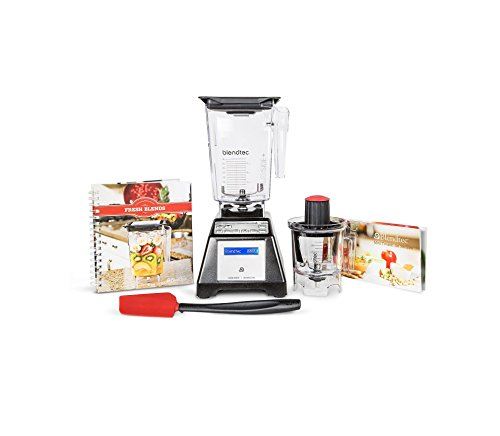 Blendtec Total Blender Classic with WildSide & Twister Jars