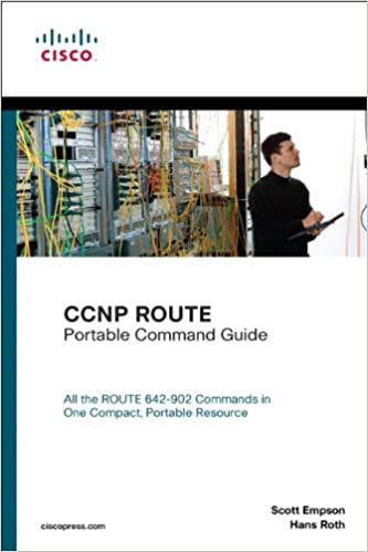 CCNP ROUTE Portable Command Guide: 9781587202490: Computer Science ...