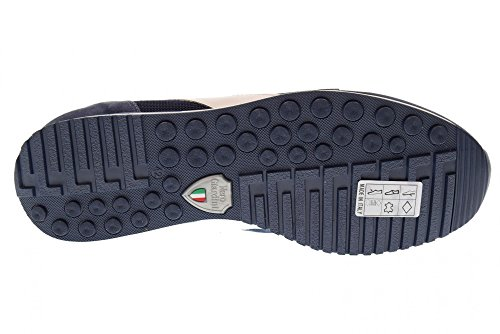 Nero Giardini Scarpe Uomo Sneakers Basse P800241U/207 blu
