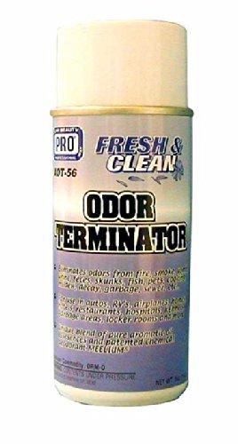 FRESH & CLEAN ODOR TERMINATOR (Terminator Deodorizer)