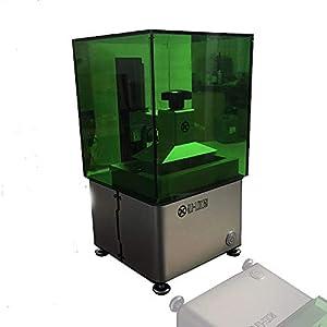 Xligo Affortable LCD Light Curing 3D Printer SLA 3D Printer for Teeth Jewelry photosensitive Resin 1 Year Warranty by Xligo