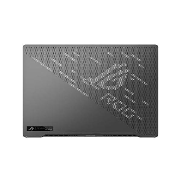 "ASUS ROG Zephyrus G14, 14"" QHD, Ryzen 9 4900HS, RTX 2060 Max Q 6GB GDDR6 Graphics, Gaming Laptop (16GB/1TB SSD/MS Office 2019/Windows 10/Eclipse Gray/Anime Matrix/1.7 Kg), GA401IV-HA181TS -  - Laptops4Review"