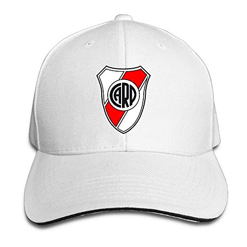 RT-YQQO River Plate Soccer Unisex Adjustable Sandwich Hat Sandwich Baseball Cap