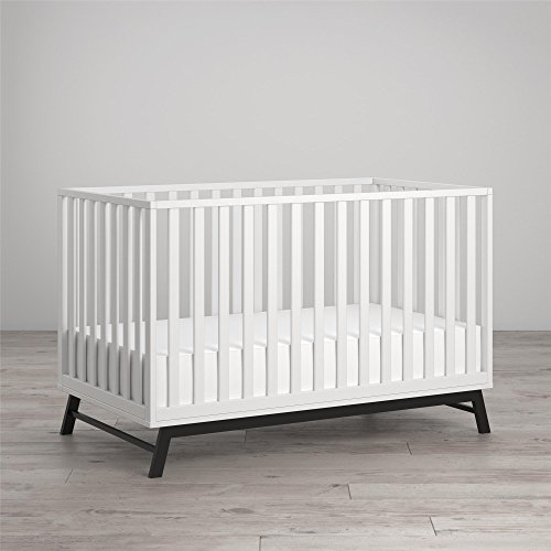 Little Seeds Rowan Valley Lark Urban Crib, (Metal Painted Daybed)