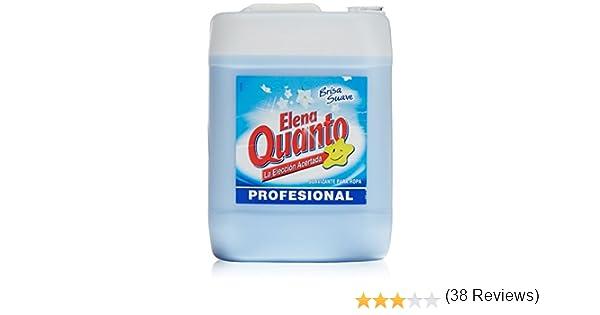 Quanto Profesional Regular Suavizante Azul - 10000 ml: Amazon.es: Amazon Pantry