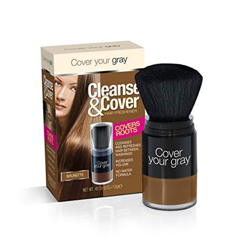 Cover Your Gray Hair Freshener, Brunette, 0.42 Ounce