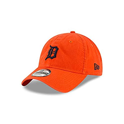 Detroit Tigers Orange Core Classic Twill 9TWENTY Hat / Cap