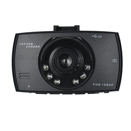 1080P 2.4inch Car DVR Camera Video Recorder (Blue) - 8