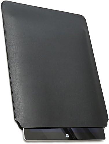[スポンサー プロダクト]V.M Surface Laptop 3 15 インチ ケース 13.5/Pro/Go対応 軽 薄 皮 革 サーフェス ラップトップ レザー スリーブ サーフェスラップトップ カバー ノート パソコン PCケース ノートPC スリップイン PC ブラック SurfaceLaptop15 黒