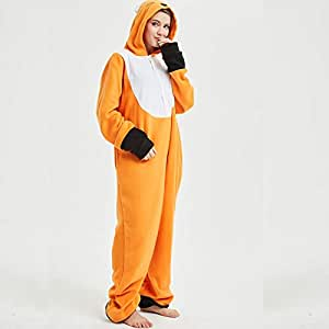 c36bda7b2 Orange Onesies Pajamas For Adults
