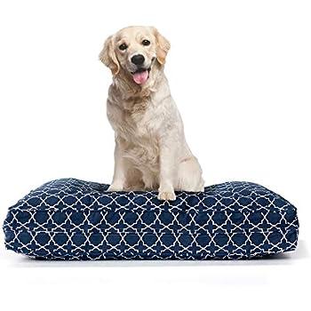 Amazon.com : eLuxurySupply Pet Bed - Deluxe Cluster Fiber
