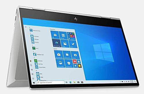 2020 Newest HP Envy x360 Convertible 15.6-inch Full HD Touchscreen Laptop, 10th gen Intel Quad-Core i5-10210, 8GB DDR4 Memory, 512GB PCIe NVMe SSD, Webcam, Wi-Fi, Bluetooth, Windows 10 Home, Silver