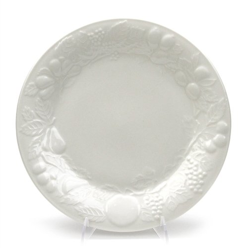 Fruit Off White by Gibson, China Dinner Plate