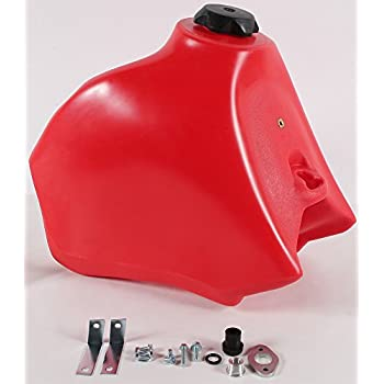 IMS Oversized 4.0 Gallon Fuel Gas Tank RED Honda XR400R XR 400R 1996-2004