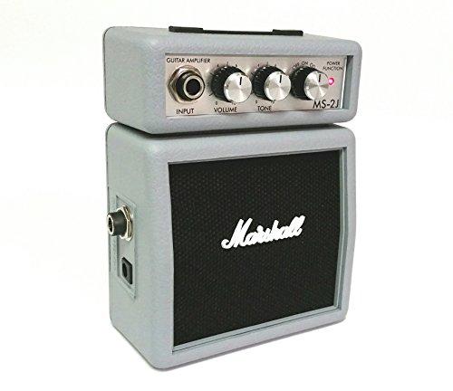 Marshall Amps M-MS-2J-U Micro Guitar (Edition Guitar Amp)