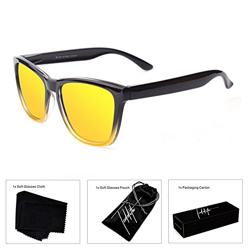 Teddith Polarized Sunglasses Gradient Plastic Frame - And Ban Ray Oakley